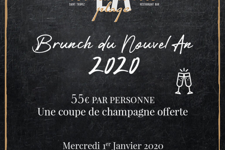 bbrunch nouvel an